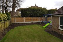 Patil family rear garden borders / Ideas for new borders in a partially shaded west-facing garden in Alwoodley, Leeds.