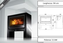 Deville e Deville Concept design - camini e stufe a legna / fireplaces and design stoves / Le linee di camini e stufe design Deville e Deville Concept sono distribuite in Italia da Zetalinea SRL: scopri il rivenditore più vicino a te per toccare con mano la qualità Deville e Deville Concept!