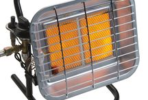 Infrared Portable Propane Heater / This Thermablaster Portable Propane Infrared Heater lets you bring the instant warmth of infrared heat anywhere electricity is inconvenient or inaccessible. Great for workshops, garages, jobsites, sporting events, emergencies and more. Uses clean-burning, readily available propane — no messy fuels or spills.