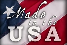 Made in America / Things made in America in design, decor, furniture, accessories and more.