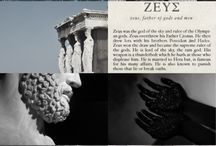 Zeus' camp / ( Percy Jackson) I'm the daughter of Zeus