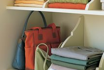 Storage Solutions / Clever storage solutions great ideas for home storage