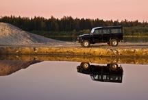 Land Rover / by Seth Hanson
