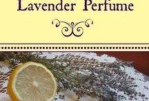 Homemade Soaps, Perfumes, Lotions