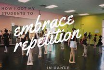 Dance Teacher Tips