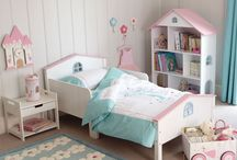 Olivia's new bedroom