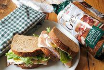 Ricette: Panini,Tramezzini& Bruschette / Recipes: Sandwiches