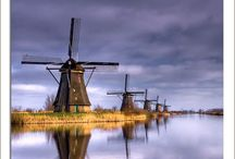Travel - Nederland / Places I've seen and places I long to explore....