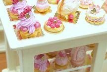 mini słodkości