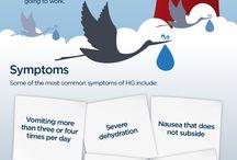 Morning Sickness and Hyperemesis