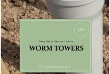 Worm Towers How to Build