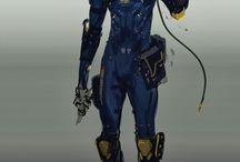 Cyberpunk / Cyberpunk references