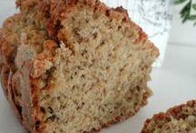 pain - pâte à tarte - crakers