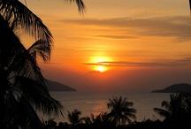 Sunsets at Kamalaya  / www.kamalaya.com