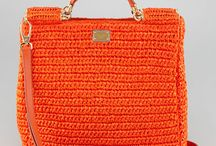 BAGS - ORANGE,YELLOW