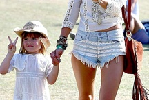 Bohemian-Coachella-Festival style=Celebrities