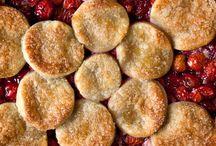 Fruit or savoury pies