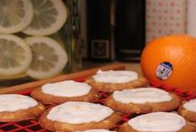 Orange Cookies... / by Kim Cheever