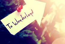 Touring Wonderland / Alice in Wonderland Themed Par-tay