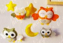 Nursery/Kid Room Ideas / by Morgan Cooper