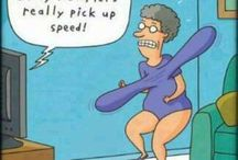 Humour - Laughter the best medicine / Humour to lift your spirits.