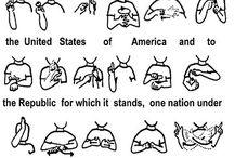 Autism -Sign Language