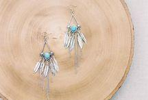 Boho Earrings / Boho Earrings