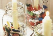 fun with jars / GIft jars! / by Julie Davenport Davies-Roost