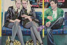 Painting - Erwin Paddock