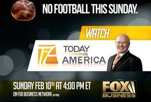 Today in America TV Social / by Today in America TV with Terry Bradshaw