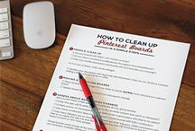 Clean up files