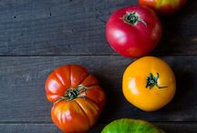 Beautiful Veggies / Pinned for the photos, NOT the links/destinations.