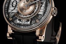 Dariusz Romanowski / luksusowe zegarki
