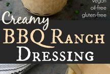 Vegan- dressing, sauce