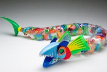 recycled creatures