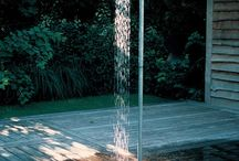Outdoor showers