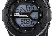 Calypso Herrenuhren / Modische Calypso Herrenuhren in vielen verschiedenen Farben und Formen. Sport Uhren von Calypso by Festina.