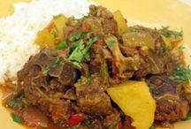 curry mutton