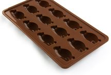 New Silicone Moulds / Non-Stick, Dishwasher, Oven, Microwave & Freezer Safe. Silicone Baking Moulds For All Occasions