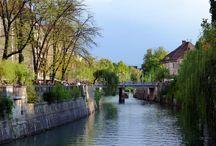 #BRB -> exploring Slovenia / The best shots from my trips to Slovenia #Lubiana #Ljubljana