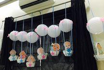 Baby shower decor ideas