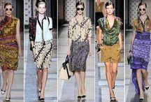 Batik Fashion / This is a batik fashion from Indonesia