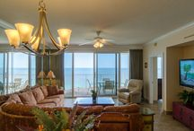 'Seaside Memories' Boardwalk Beach Resort 2111 & 2112 / Seaside Memories is a fabulous wrap around 4 bedroom, 3 bathroom beachfront vacation rental condo located in Panama City Beach, FL. Emerald Beach Properties, Inc. manages this property for the owner. Call (850) 234-0997 to book today!