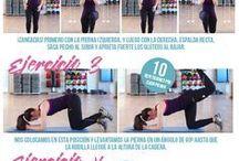 Ejercicios .. trucos ..para mejorar tu físico