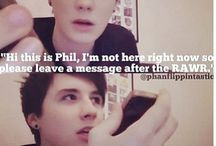 Dan and Phill