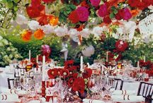 tablescape / Table settings