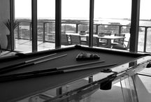 Calma e Gesso! / Astonishing crystal glass game tables (Filotto Pool Table - Lungolinea Ping Pong Table) from www.impatia.com