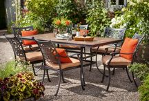 My Shop / Items from my garden furniture range, designed exclusively for Hartmann.