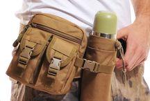 Outdoor-Taschen / Die idealen Begleiter beim Wandern, Klettern und Bergsteigen.