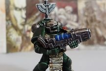 Pro Painted Projects! / Latest miniature painting projects from the Spru Bitz studio!